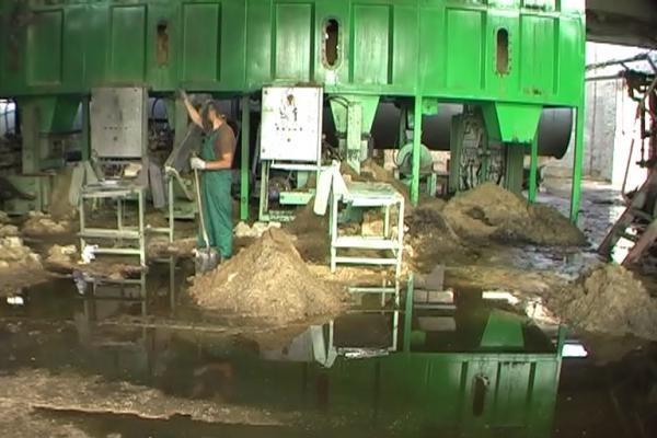 Per sprogimą Plungės gamykloje nukentėjo keturi darbininkai