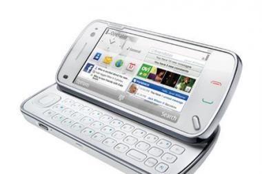 """""""Nokia"""" pristatė išmanųjį telefoną N97"""