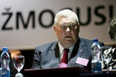 Prezidentas A.M.Brazauskas perkeltas į Urologijos centrą