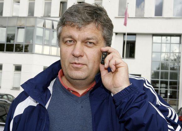 """Pilkasis krepšinio kardinolas G. Rutkauskas: """"Žalgiris"""" yra amžinas"""