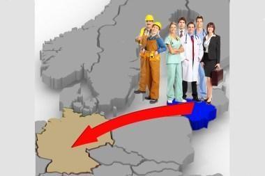 Vokietija ir Austrija atveria darbo rinką lietuviams