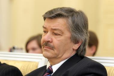 Seimas pasibaigus kadencijai V.Milių atleido iš LAT pirmininko pareigų