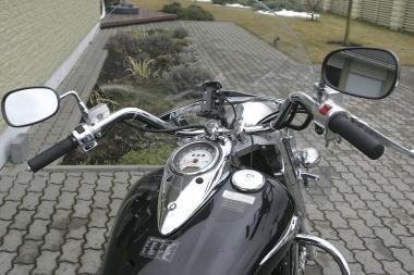 Kretingalėje žuvo motociklininkas