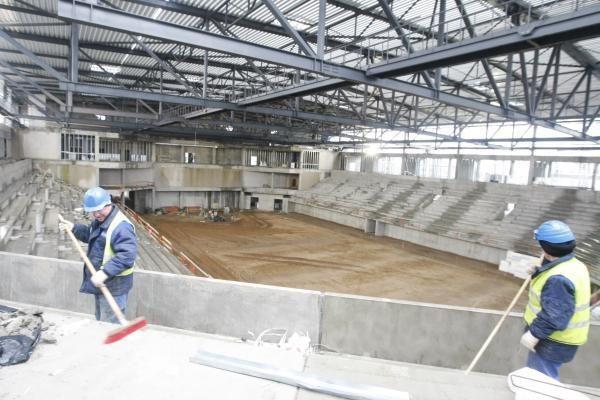 """Verslininkams siūloma išsinuomoti VIP ložę """"Švyturio arenoje"""""""