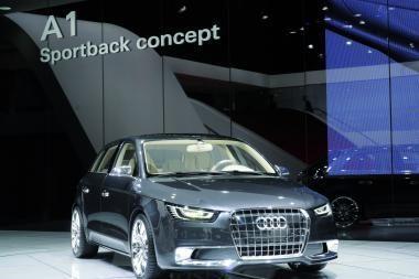 """Audi A1 Sportback"