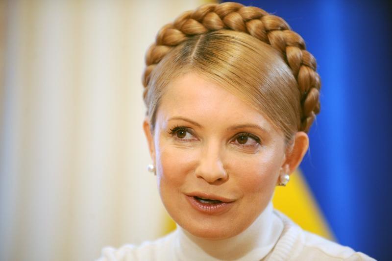 Ukraina J.Tymošenko apeliaciją svarstys po futbolo čempionato