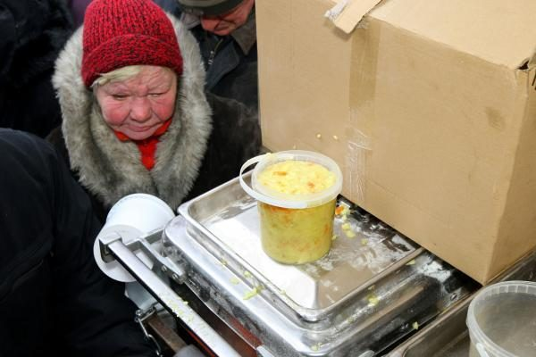 Daugiau nei pusei milijono Lietuvos gyventojų bus suteikta pagalba maistu