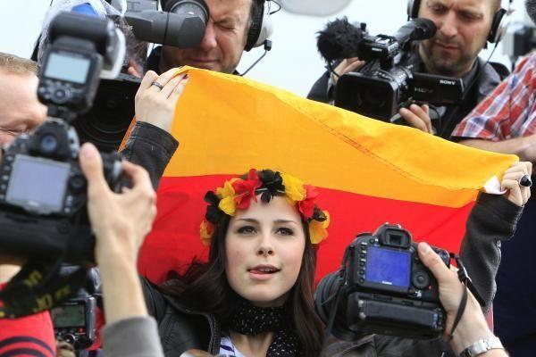 Eurovizijos 2011 metų dainų konkursas vyks Diuselforfe