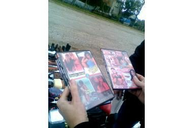 Turgavietėje – pornografinio turinio prekės