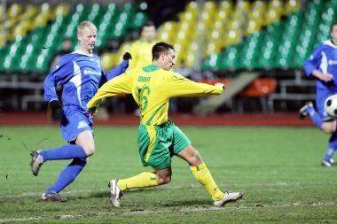 A lyga neprilygsta Estijos čempionatui