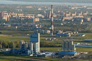 Termofikacinės elektrinės projektas juda į priekį