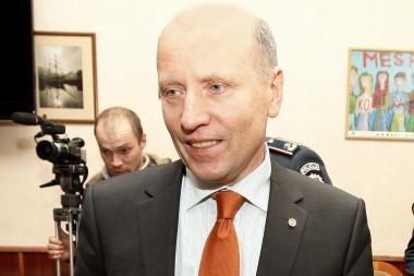 R.Palaitis: naujojo FNTT vadovo užduotis - atstatyti institucijos autoritetą