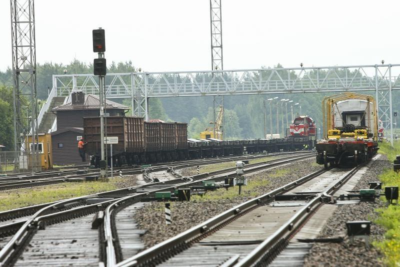 Lietuva kol kas nenorėtų bendros Europos geležinkelių erdvės