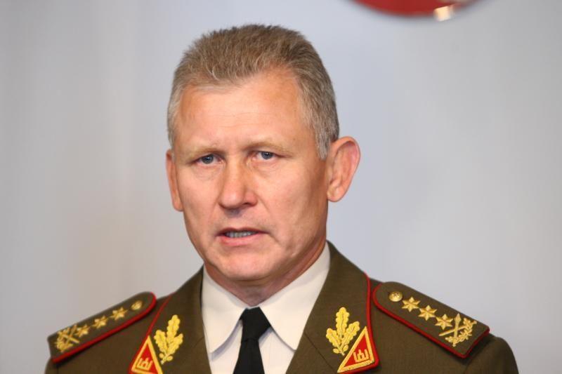 Kariuomenės vadas: apie pasitraukimą iš Afganistano nekalbama