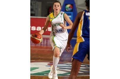 Jaunių merginų rinktinė - Europos čempionato finale