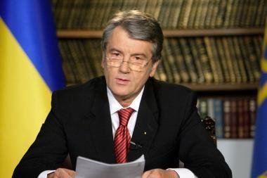 Paskelbti pirmalaikiai Ukrainos rinkimai