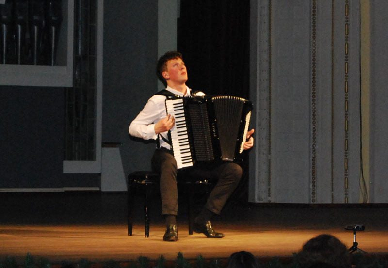 M.Levickio kalėdinis koncertų turas prasidėjo įspūdingu pasirodymu