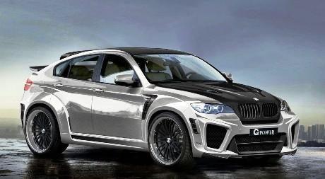 Galingiausias BMW X6 - 900 AG žvėris
