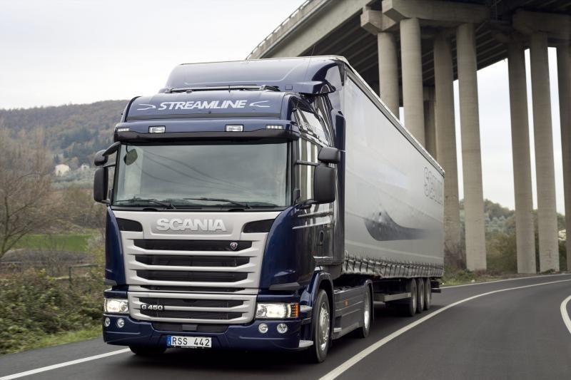 """Naujiena iš Švedijos – """"Scania Streamline"""""""