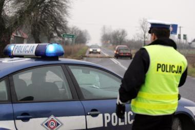 Lenkijoje apvirtus mikroautobusui sužeista 10 vaikų