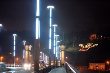 Pervadintas Aleksoto tiltas