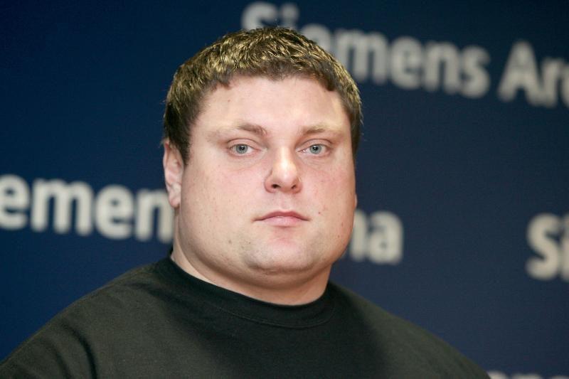 Rąsto kėlimo pasaulio čempionu tapo Ž. Savickas