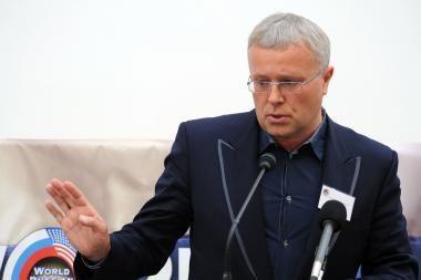 Rusijos oligarchui nepardavė dienraščio