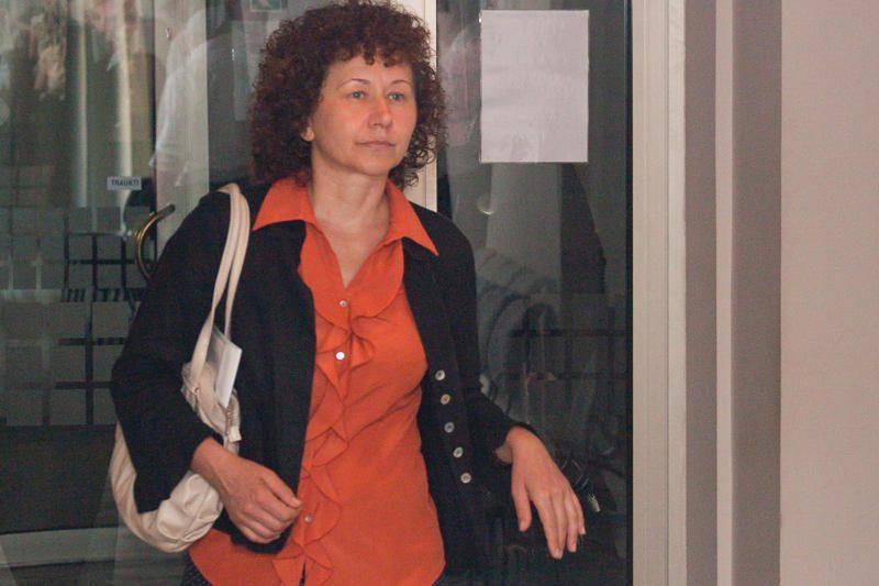 Seimo kanceliarijos kasininkės byloje apklaustas buvęs Seimo kancleris