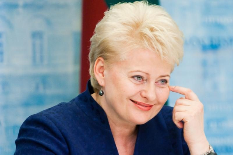 Ukrainoje D.Grybauskaitė kels ir J.Tymošenko klausimą