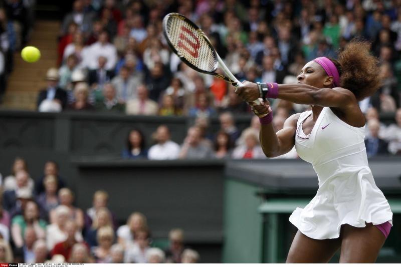 Serena Williams dar kartą triumfavo šių metų Vimbldono teniso turnyre