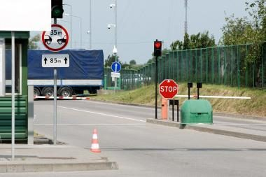 Kybartuose įrengs viešą automobilių stovėjimo aikštelę