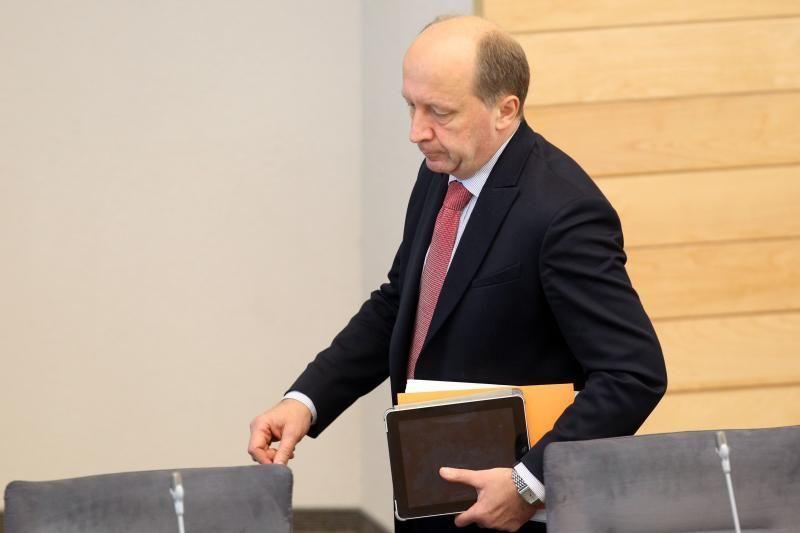 """Premjeras: referendumas dėl AE gali sukelti abejonių """"Hitachi"""""""