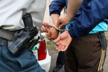 """Po nuomonės apie policininkus – į areštinę dėl """"žolės"""""""