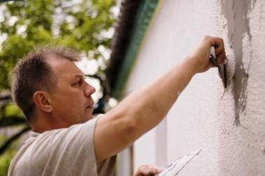 Statybų bendrovės neranda kvalifikuotų darbuotojų