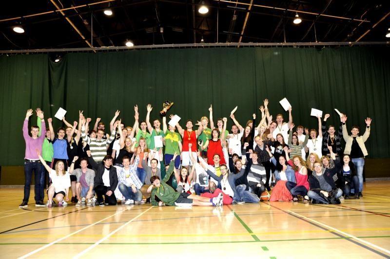 Anglijoje studijuojantys lietuviai paminėjo krepšinio jubiliejų