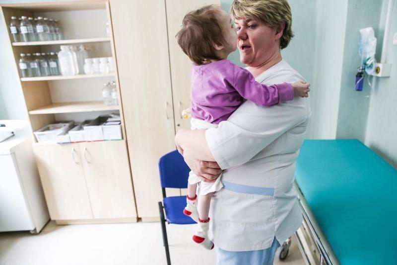 Mergaitė iš Ventos globos namų dar ligoninėje, kitas globotinis mirė