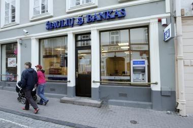 Šiaulių banko grupė: kokia veikla jiems pernai buvo pelninga?
