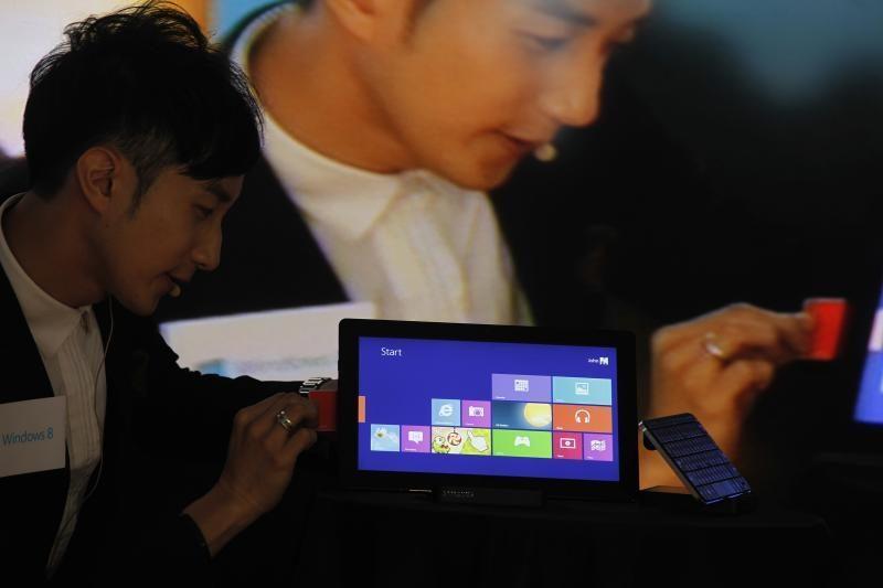 """""""Microsoft"""" oficialiai pristatė """"Windows 8"""" operacinę sistemą (foto)"""