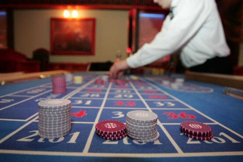 Apsilankymas kazino klaipėdiečiui kainavo telefoną