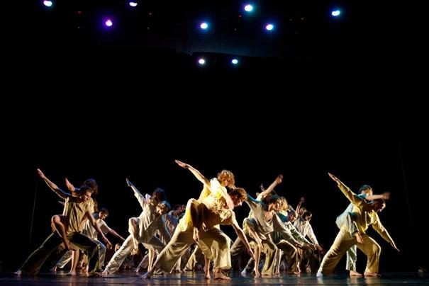 """Druskininkų teatro festivalyje šoks """"Aura"""