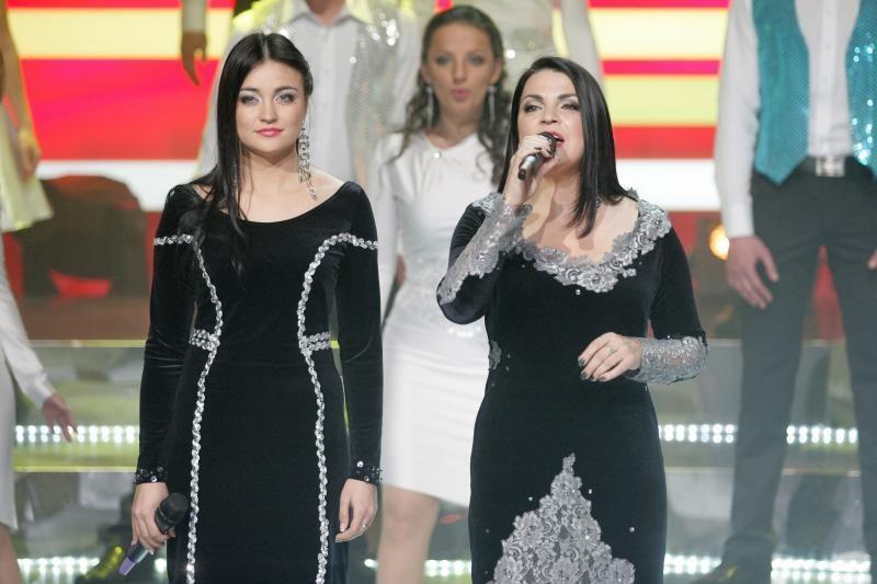 """Giulija ir Monika atsisako toliau dalyvauti """"Chorų karuose"""""""