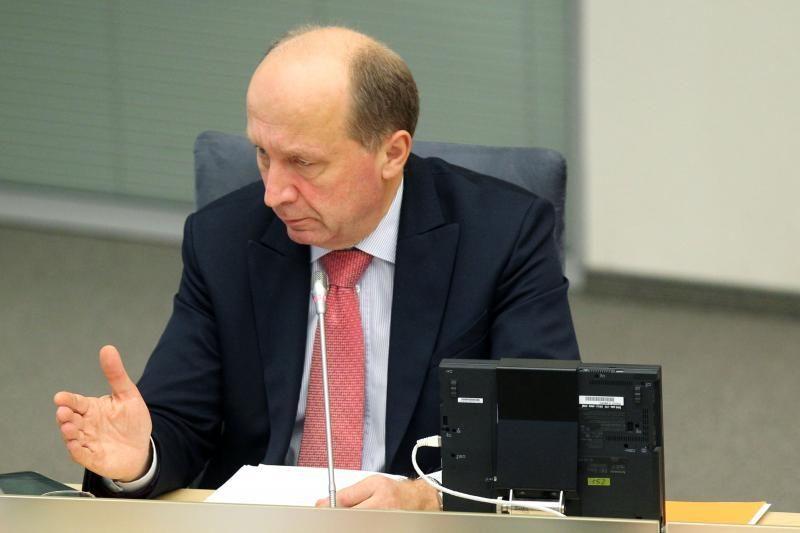 A.Kubilius: svarbiausia užduotis – išlaikyti ekonomikos augimą