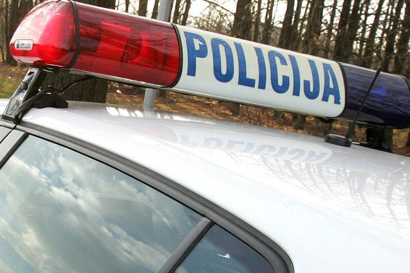 Girtas vairuotojas uostamiesčio policininkams siūlė 250 eurų