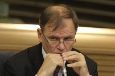 Dėl Seimo pirmininko rinkimų - į KT