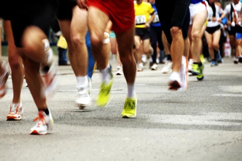 Nidoje pusę maratono bėgs rekordinis dalyvių skaičius