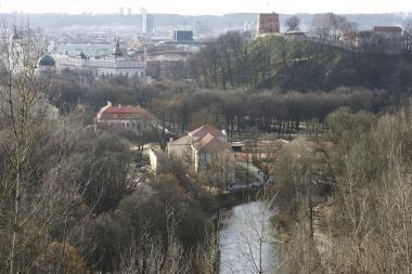 Visuomenei pristatomi Sereikiškių parko atgaivinimo projektai