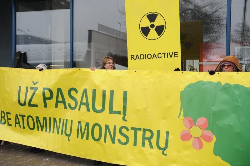 Premjeras pažadėjo dėl atominės elektrinės apsispręsti gegužę