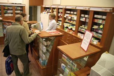 Priemokų už vaistus dydis bus ribojamas