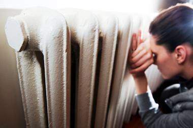 Prašančių kompensuoti šildymo išlaidas - vis daugiau