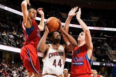 """""""Cavaliers"""" krepšininkai nesustabdė R.Šiškausko"""